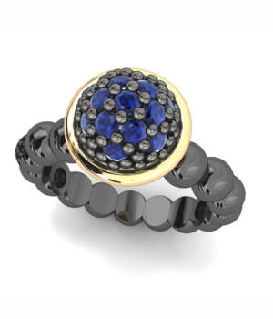 Anillo Bohemme 7pcl002rs